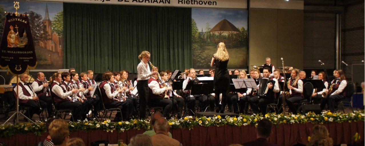 Fanfare/Drumband Sint Willibrordus Wintelre